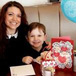 La Mamma è Sola per San Valentino: Ecco la Sorpresa del Figlio di 4 Anni