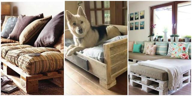 Riciclo creativo legno