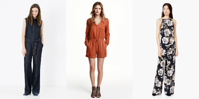 Abbigliamento casual: la tuta