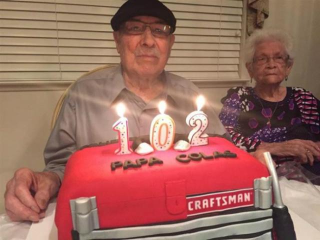 nicholas e rafaela 82 anni matrimonio
