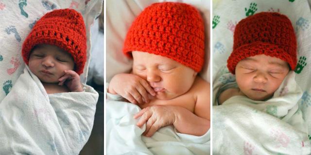 berretti rossi per difetti cardiaci timothy