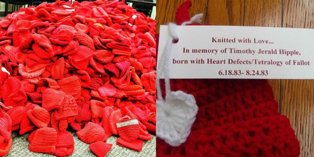 berretti rossi per timothy