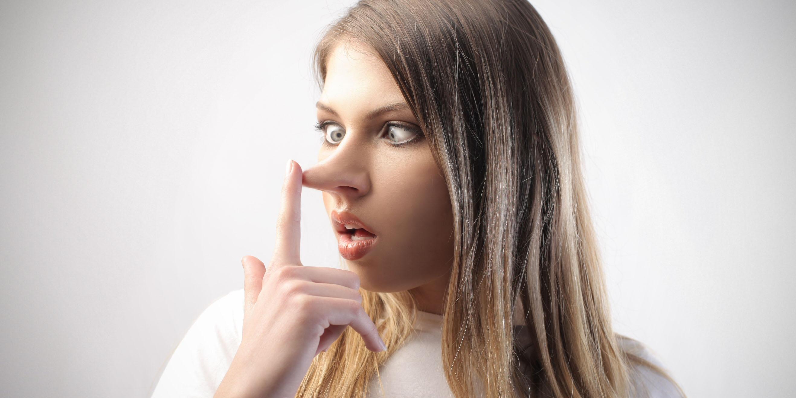 Come Scoprire i Bugiardi Secondo la Scienza  Ecco i Segnali da Non Ignorare  - Roba da Donne db7e1aac0058