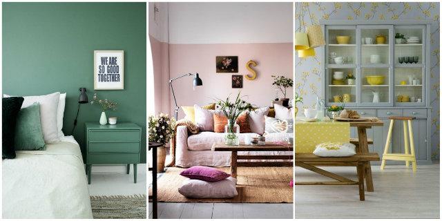 Scopri Come I Colori Della Tua Casa Possono Influenzare Il