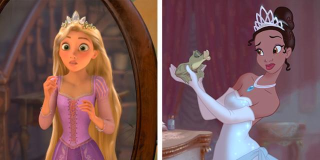 Questo Piccolo Dettaglio sulle Principesse Disney vi Sarà Sicuramente Sfuggito!