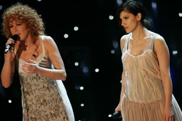 fiorella mannoia gaffe sanremo 2010
