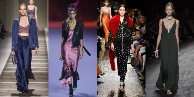 Sottovesti e pigiami per la Moda Primavera Estate 2016