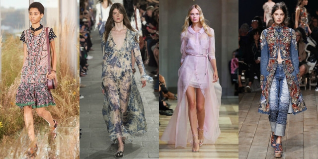 Moda Primavera Estate 2016 femminile