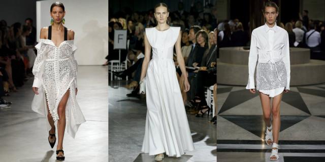 Bianco Moda Primavera Estate 2016