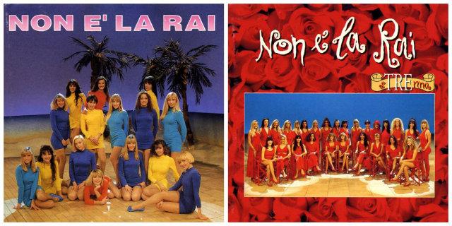 cd compilation canzoni di non è la rai