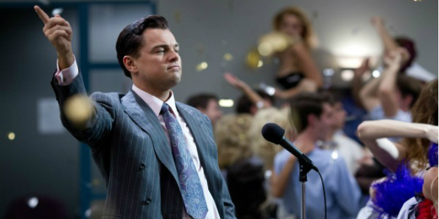 the wolf of wall street dicaprio oscar