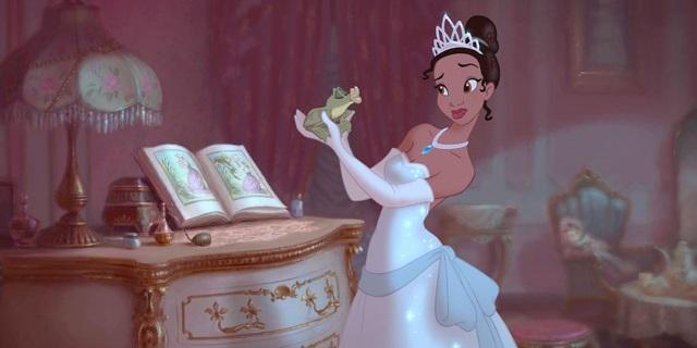 Ecco perché le principesse Disney indossano quasi sempre abiti azzurri