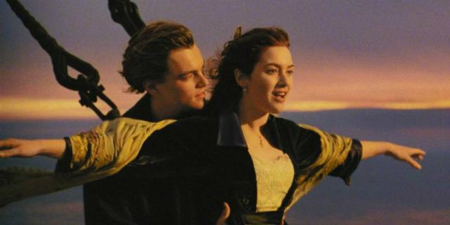 titanic leonardo dicaprio oscar