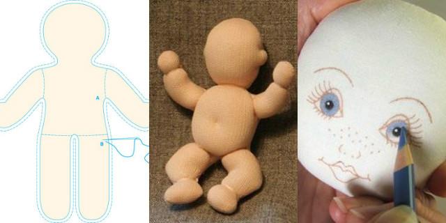Come fare bambole di pezza