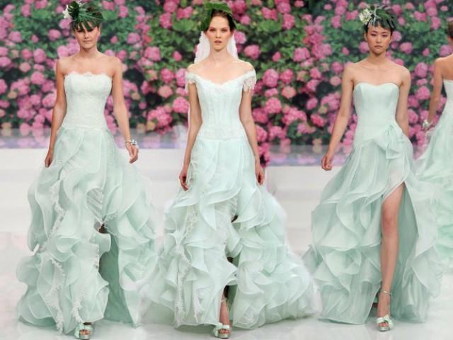 Eccezionale Verde Tiffany: come indossarlo e abbinarlo - Roba da Donne DS02