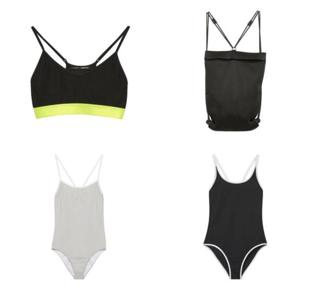 Collezione Zara Sport