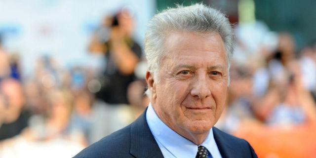 Dustin Hoffman salva un giovane colpito da un infarto