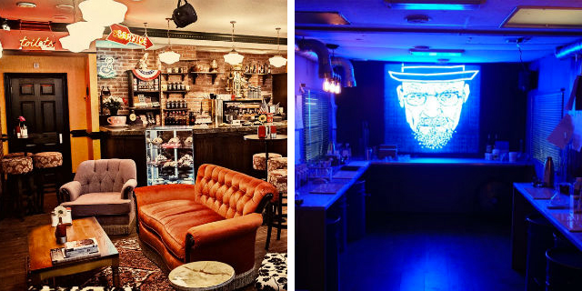 Solo per Appassionate di Serie Tv: 11 Bar Dove vi Sentirete nella Vostra Puntata Preferita