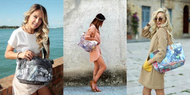 Borse Y Not addosso a vip e fashion blogger