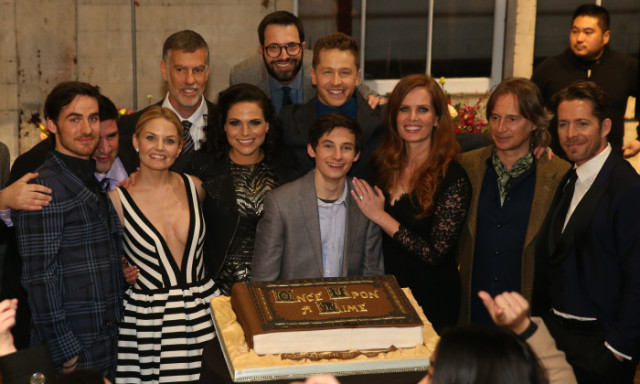 Cast (quasi al completo) di Once Upon a Time