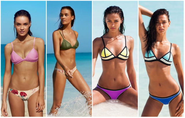 Triangl Swimwear 2016: Coco e Farrah