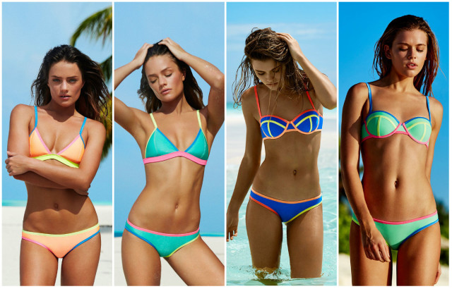 Triangl Swimwear 2016: Dolly e Heidi