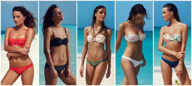 Triangl Swimwear 2016: Piper e Marley