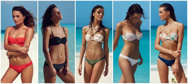 Triangl Swimwear 2016: Piper e Marley