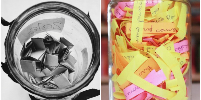 Happiness Jar. Fonte: Weheartit.