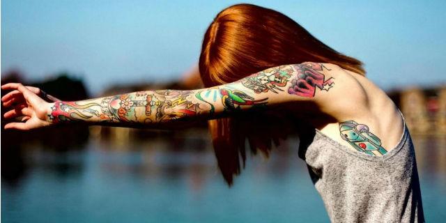 7 Cose da Non Fare per Non Rovinare un Tatuaggio