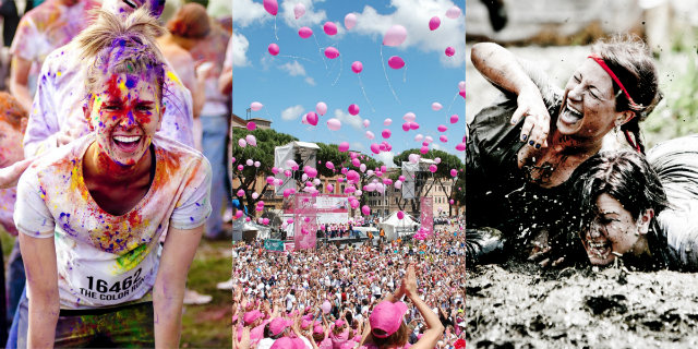 Fonte: colorrun.it/ romanotizie.it/ Web