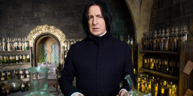 anima gemella segni zodiacali harry potter: Severus Piton