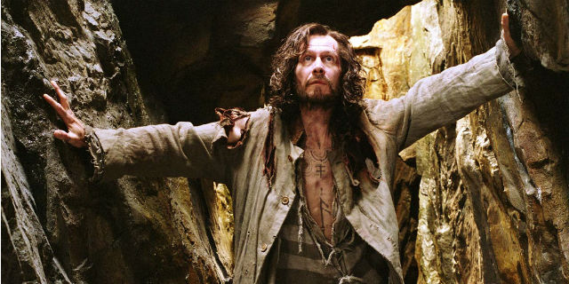 anima gemella personaggi di harry potter: Sirius Black