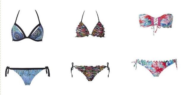Calzedonia 2016 micro bikini