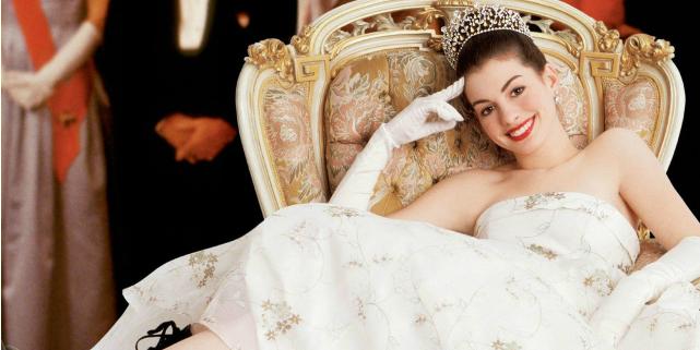 anna hathaway princess diaries 3