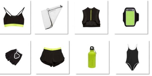 Zara non si ferma mai: Zara Sport Online e negli store dal 10 marzo