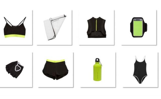 Zara Sport collezione
