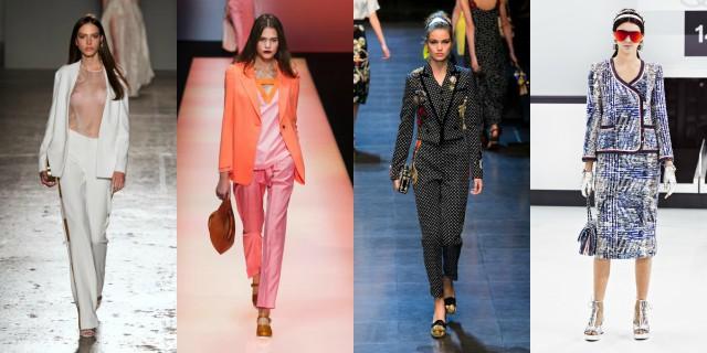 new style 8d77a 66503 Tailleur: eleganza e alta moda - Roba da Donne