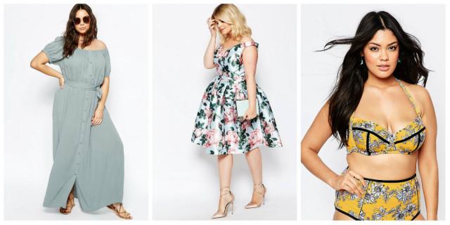Fabuleux 7 Linee di Abbigliamento Curvy per le Donne che Non Vogliono  ZQ59