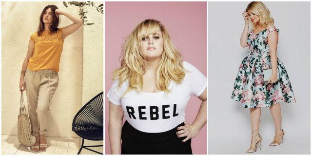 7 linee di abbigliamento curvy per le donne che non rinunciano allo stile