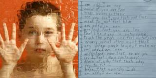 benjamín poesia bambino autistico