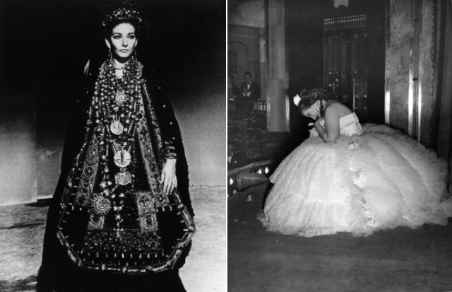 maria callas the exhibition verona