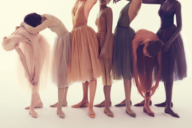 Nudes Collection di Christian Louboutin