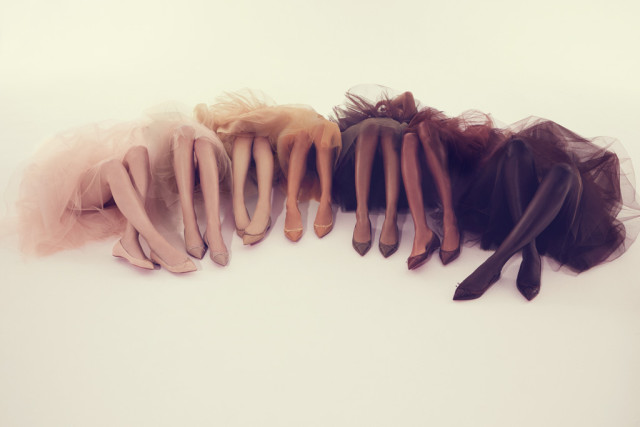 Nudes Collection di Christian Louboutin.