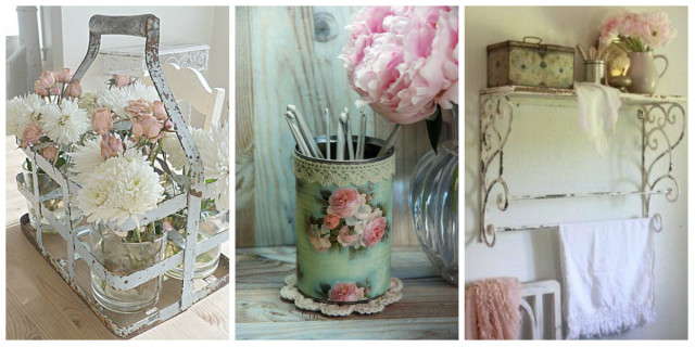 tende country shabby fai da te design casa creativa e