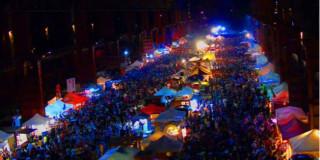 international street food parade genova