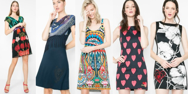 purchase cheap 99c8a 84212 Desigual primavera/estate 2016: la collezione - Roba da Donne