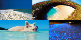 Non Solo Sabbia Dorata e Mare Cristallino: le Spiagge più Strane (e Meravigliose!) che Abbiate mai Visto!