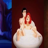 I Personaggi Disney Interpretano i Grandi Successi del Cinema Grazie all'arte di Isaiah Stephens.