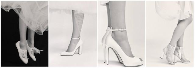 Scarpe da sposa 2016 Elie Saab